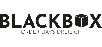 BLACKBOX | Order Days Dreieich / Hessen